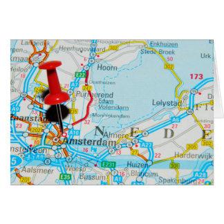 Amsterdam, The Nederlands Card