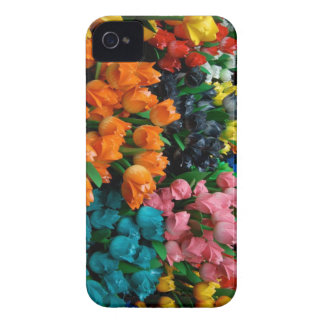 Amsterdam Tulips iPhone 4 Case-Mate Cases