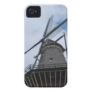 Amsterdam Windmill with Blue Sky Case-Mate iPhone 4 Case