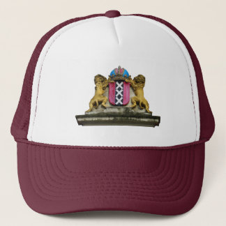 Amsterdam XXX Shield Coat of Arms Cap/ Hat