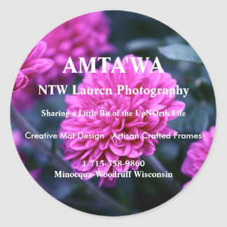AMTA'WA Sticker