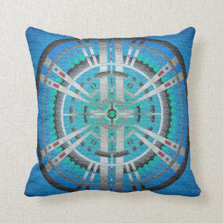 Amulet sci-fi throw pillow cushion
