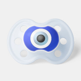 Amulet to Ward off the Evil Eye Baby Pacifier