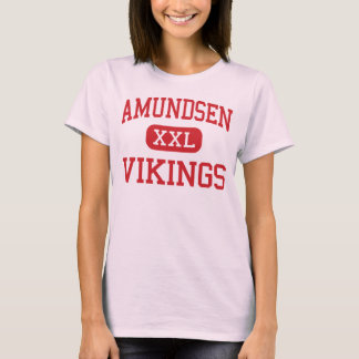 Amundsen - Vikings - High - Chicago Illinois T-Shirt