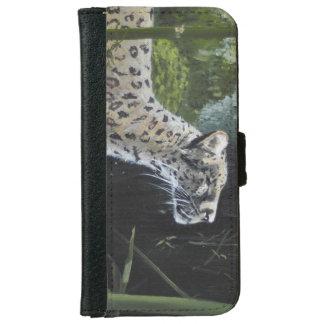 Amur Leopard iPhone 6/6s Wallet Case