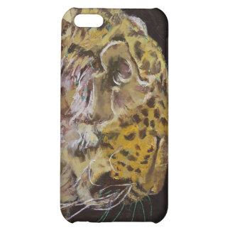 Amur Leopard Cover For iPhone 5C