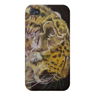 Amur Leopard Covers For iPhone 4