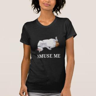 Amuse Me (White) T-Shirt