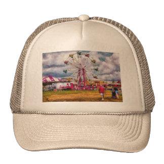 Amusement - Ferris Wheel Fun Trucker Hat