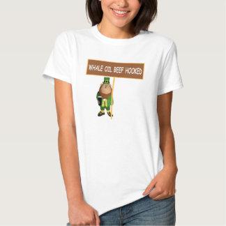 Amusing Irish leprechaun Shirts