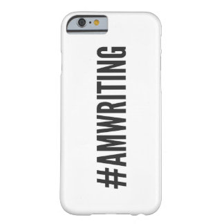 #AMWRITING | Barely There iPhone 6 Case