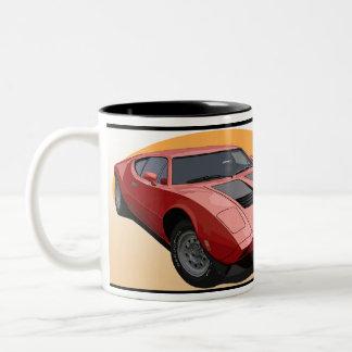 AMX 3 Sports Car Mug