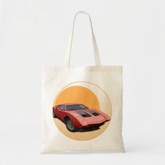 AMX Sports Car Canvas Bag