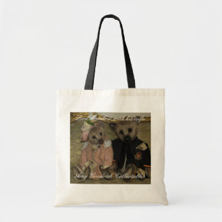 Amy Goodrich Collectables Tote bag with 2 bears