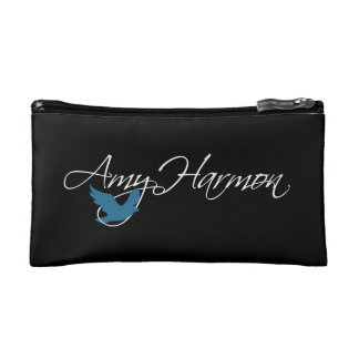 Amy Harmon Makeup Bag