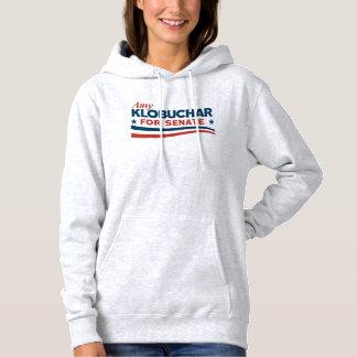 Amy Klobuchar for Senate Hoodie