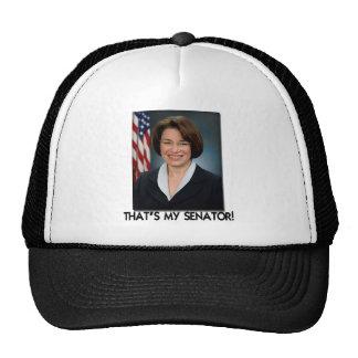 Amy Klobuchar, That's My Senator! Cap