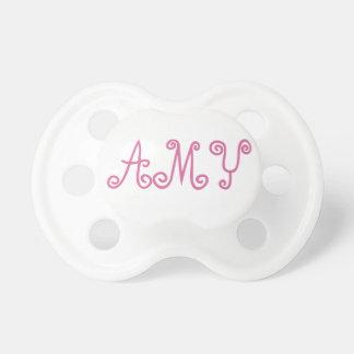 Amy Pink Paci Dummy