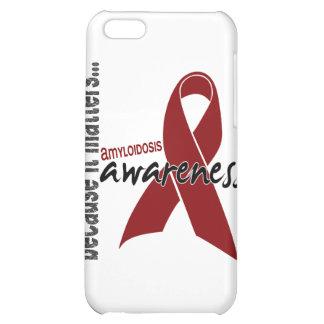Amyloidosis Awareness 1 iPhone 5C Case