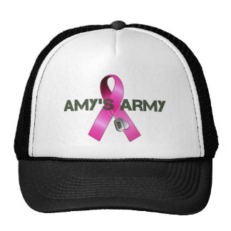 Amy's Army Shirts Cap