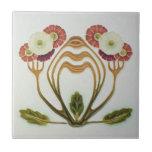 AN069 Art Nouveau Reproduction Antique Tile