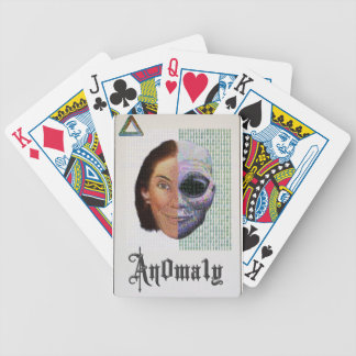 An0ma1y Tarot Card Bicycle Playing Cards