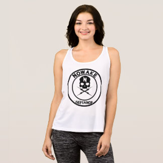 An Act of Defance Women's Tank