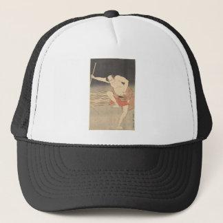 An Actor Beside Water Trucker Hat