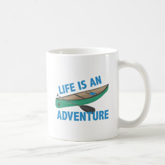 An Adventure Coffee Mug