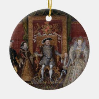 An Allegory of the Tudor Succession: The Family of Ceramic Ornament