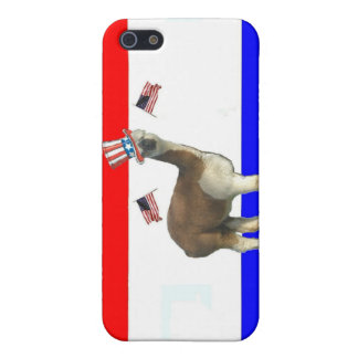 An alpaca 4th of July I iPhone 5 Covers