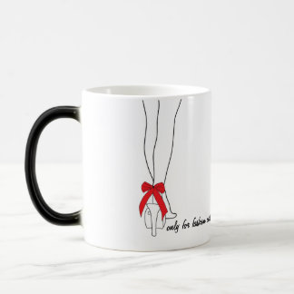 an amazing cup design for ladies morphing mug