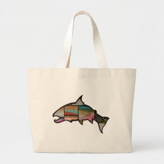AN AMAZING SIGHT LARGE TOTE BAG