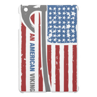 An American Viking - Valhalla Pride Case For The iPad Mini