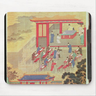 An Ancient Chinese Public Examination Mouse Pad