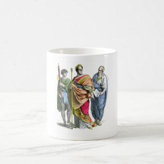 An ancient roman emperor coffee mug
