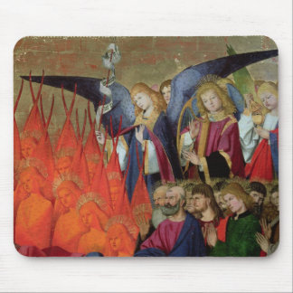 An Angel, from the 'Coronation of the Virgin' Mouse Pad