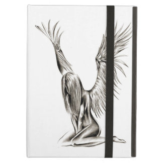 An Angel iPad Air Cover