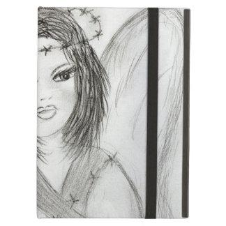 An Angel iPad Folio Cases