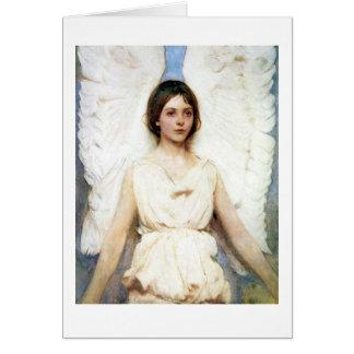 An Angel's Wings Card