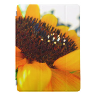 An Angled Sunflower iPad Pro Cover