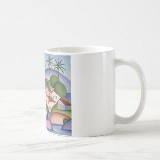 An Angler - tarsila of the Amaral Coffee Mug