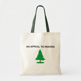 An Appeal To Heaven - 1775 G Washington Naval Flag Tote Bag