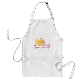 An Apple a Day Apron