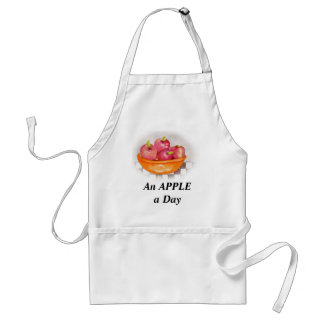 , An APPLE a Day Apron