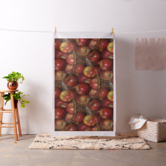 An apple a day... fabric