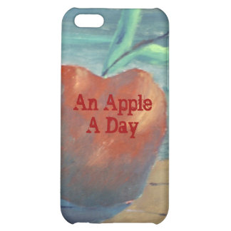 An Apple A Day iPhone 5C Covers