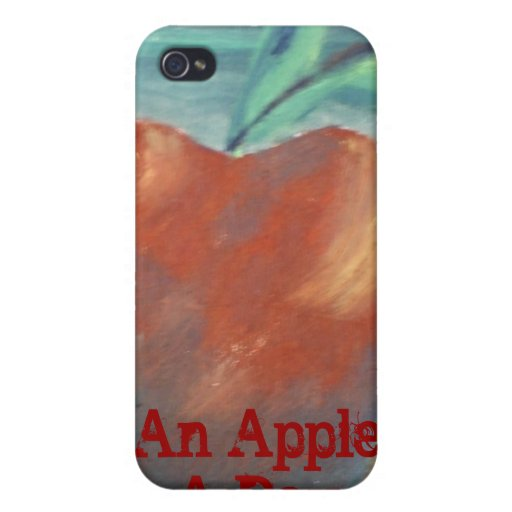 An Apple A Day Covers For iPhone 4