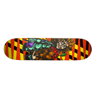 An Apple A Day Skate Board Decks