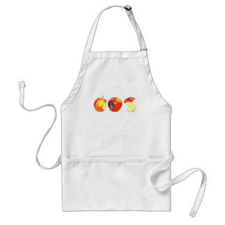 An Apple Eating Apple Apron